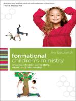 Formational Children's Ministry (ēmersion