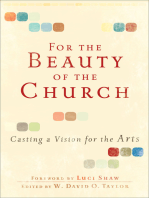 For the Beauty of the Church