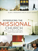 Introducing the Missional Church (Allelon Missional Series)