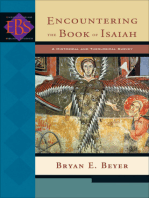 Encountering the Book of Isaiah (Encountering Biblical Studies)