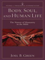 Body, Soul, and Human Life (Studies in Theological Interpretation)