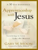 Apprenticeship with Jesus