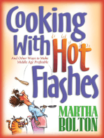 Cooking With Hot Flashes