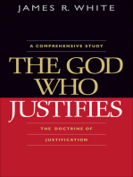 The God Who Justifies