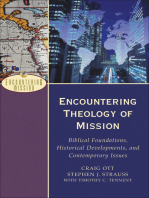 Encountering Theology of Mission (Encountering Mission)