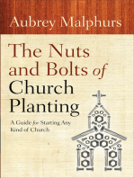 The Nuts and Bolts of Church Planting