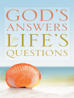 God's Answers for Life's Questions