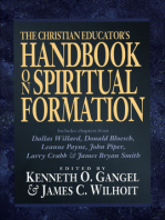 The Christian Educator's Handbook on Spiritual Formation