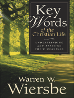 Key Words of the Christian Life