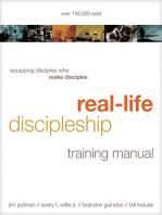 Real-Life Discipleship Training Manual