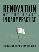 Renovation of the Heart in Daily Practice
