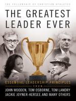 The Greatest Leader Ever (The Heart of a Coach Series)