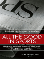 All the Good in Sports