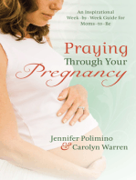 Praying Through Your Pregnancy