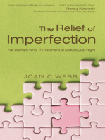 The Relief of Imperfection