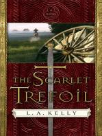 The Scarlet Trefoil (The Tahn Saga Book #2)