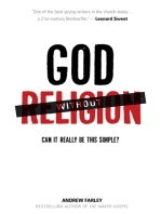 God without Religion