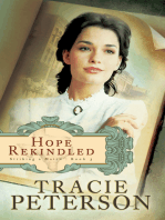 Hope Rekindled (Striking a Match Book #3)