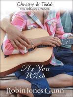 As You Wish (Christy and Todd