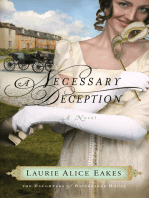 A Necessary Deception (The Daughters of Bainbridge House Book #1)