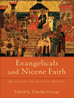 Evangelicals and Nicene Faith (Beeson Divinity Studies)