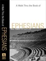 A Walk Thru the Book of Ephesians (Walk Thru the Bible Discussion Guides)