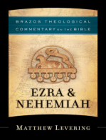 Ezra & Nehemiah (Brazos Theological Commentary on the Bible)