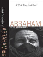 A Walk Thru the Life of Abraham (Walk Thru the Bible Discussion Guides)