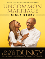 Uncommon Marriage Bible Study