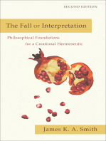The Fall of Interpretation