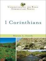 1 Corinthians (Understanding the Bible Commentary Series)