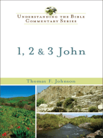 1, 2 & 3 John (Understanding the Bible Commentary Series)