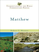 Matthew (Understanding the Bible Commentary Series)