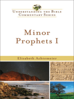 Minor Prophets I (Understanding the Bible Commentary Series)