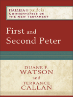First and Second Peter (Paideia: Commentaries on the New Testament)