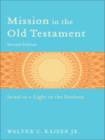 Mission in the Old Testament