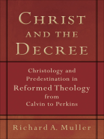 Christ and the Decree