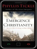 Emergence Christianity