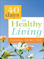 40 Days to Healthy Living