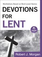 Devotions for Lent (Ebook Shorts)