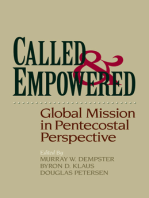 Called and Empowered