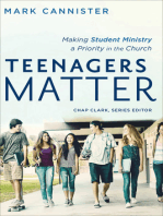 Teenagers Matter (Youth, Family, and Culture)