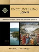 Encountering John (Encountering Biblical Studies)