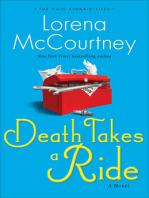 Death Takes a Ride (The Cate Kinkaid Files Book #3)