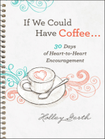 If We Could Have Coffee... (Ebook Shorts)