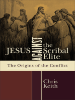 Jesus against the Scribal Elite