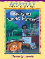 Backyard Bandit Mystery (Cul-de-Sac Kids Book #15)