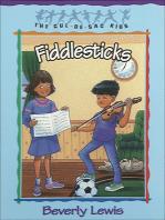 Fiddlesticks (Cul-de-Sac Kids Book #11)