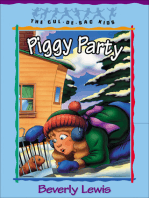 Piggy Party (Cul-de-Sac Kids Book #19)