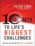 10 Secrets to Life's Biggest Challenges